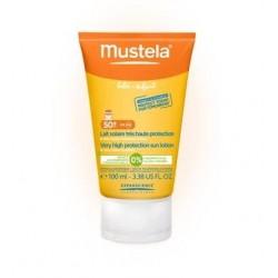Mustela Crema de cara Solar Muy Alta Protección SPF50+ 40 ml