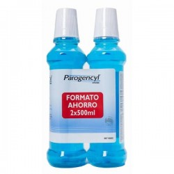Parogencyl Control Colutorio duplo 2 x 500 ml