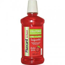 Fluocaril colutorio fresh infantil sin alcohol 500 ml