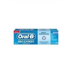 Pasta Oral B Pro Expert Multiprotección 125 ml