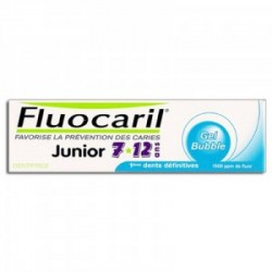 Fluocaril Junior gel bubble 50 ml