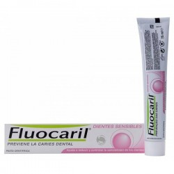 Fluocaril pasta dientes sensibles 75 ml