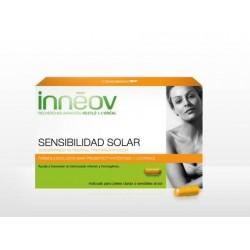 Innéov sensibilidad solar duplo 2x30 cápsulas