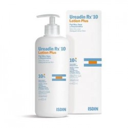 Isdin Ureadin Rx10 loción Plus 400 ml