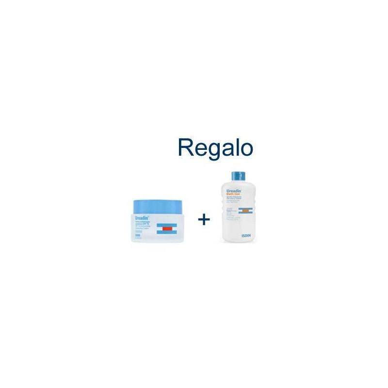 Isdin Uredin Antiarrugas SPF20 50 ml + Regalo Ureadin 10 loción 100 ml pack