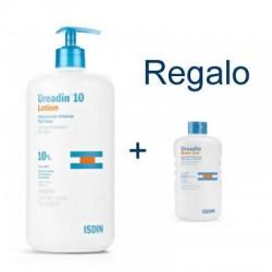 Isdin Pack Ureadin loción 10 500 ml + Ureadin gel de baño 100 ml