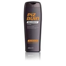 Piz Buin Allergy SPF15 loción piel sensible al sol 200 ml