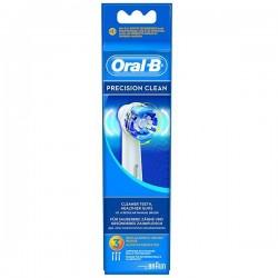 Oral B Recambio cabezal cepillo Precision Clean EB 20-3 3 recambios