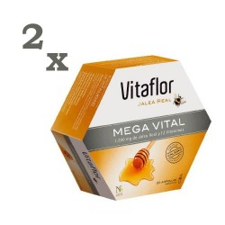 Vitaflor Mega Vital duplo 2x20 viales