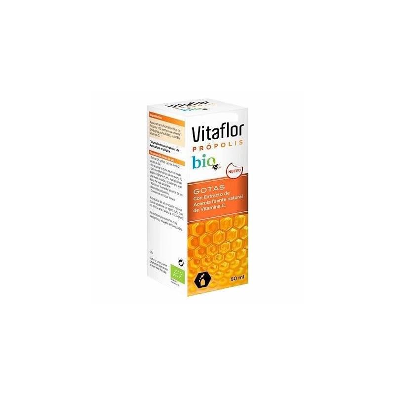 Vitaflor Própolis Bio gotas 50 ml