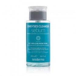Sesderma Sensyses Cleanser Sebum Burbujas lipídicas 200 ml