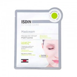 Isdin Maskream Máscara de hidratación matificante y antiimperfecciones 1 unidad