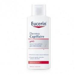 Eucerin Dermo Capillaire champú suave pH5 250 ml