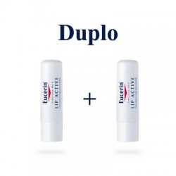 Eucerin pH 5 protector labial SPF15 duplo 2x4