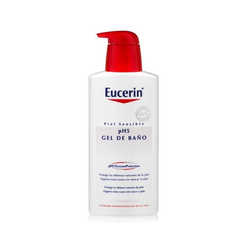 Comprar online eucerin ph5 gel de ba o 1000 ml al mejor precio - Mejor gel de bano ...