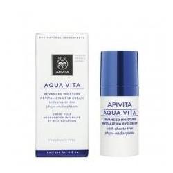Apivita Aqua Vita contorno de ojos 15 ml