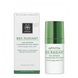 Apivita Bee Radiant contorno de ojos 15 ml