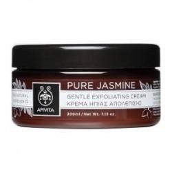 Apivita Pure Jasmine Crema Exfoliante 200 ml