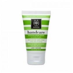 Apivita Handcare crema de manos hidratante con aloe y miel 50 ml