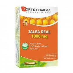 Forté Pharma jalea real 1000 mg 20 ampollas