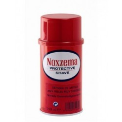 Noxema Espuma de afeitar piel sensible 300 ml