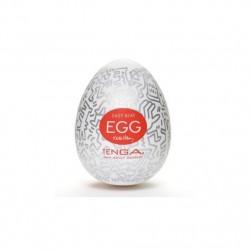 Huevo Tenga Keith Haring