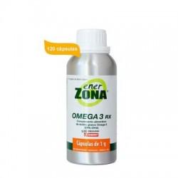 Enerzona RX Omega 3 aceite de pescado 120 cápsulas