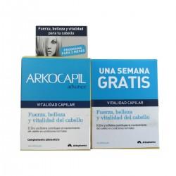 Arkocápsulas Arkocapil Advance duplo 120 cápsulas + 15 cápsulas gratis