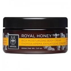Apivita Royal Honey corporal hidratante con miel 200 ml