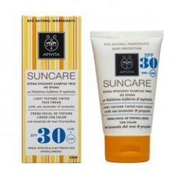 Apivita Suncare facial SPF30 con color 50 ml