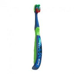 Oral B Cepillo de dientes infantil Stages 3 (5-7 años) Cars