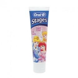 Oral B Pasta de dientes Stages Princess a partir de 6 años 75 ml