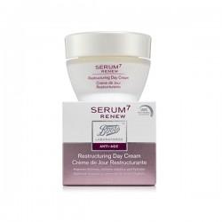 Boots Serum7 Renew crema de día reestructurante SPF15 50 ml