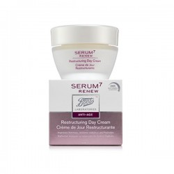 Boots Serun7 Renew crema de noche restauradora 50 ml