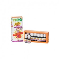 Neo Woman Jalea 14 viales de 10 ml