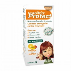 Neositrin Protect spray acondicionador sin aclarado 100 ml