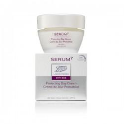 Boots Serum7 crema de día protectora piel seca SPF15
