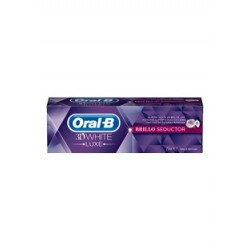 Oral B 3D White Luxe brillo seductor pasta de dientes 75 ml