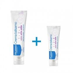 Mustela crema bálsamo 123 150 ml + 50 ml
