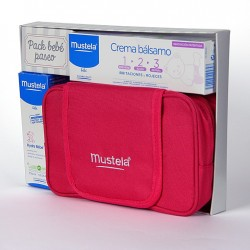 Mustela Pack Bebe Paseo rosa