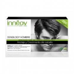 Innéov Densilogy tratamiento hombre un mes 60 cápsulas