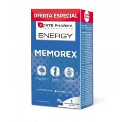 Forté Pharma Energy Memorex 56 comprimidos