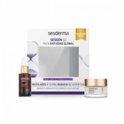 Sesderma Sesgen 32 pack Activador celular crema facial 50 ml + sérum 30 ml