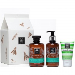 Apivita Set corporal Refreshing Fig