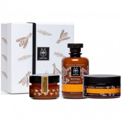 Apivita set Royal Honey