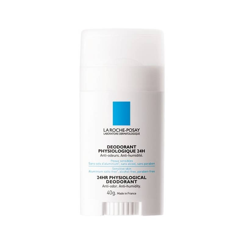 La Roche Posay desodorante fisiológico stick 40 gr