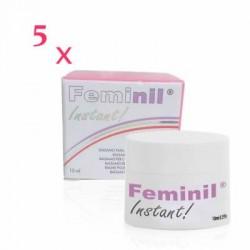 500 Cosmetics Feminil Instant 5 unidades x10 ml