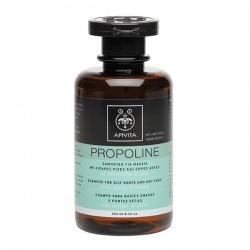 Apivita Propoline champú raíces grasas y puntas secas 250 ml