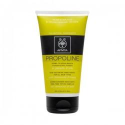 Apivita Propoline Acondicionador suavizante para todo tipo de cabello con Camomila y Miel 150 ml