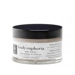 Exfoliante Apivita corporal Euphoria con Jazmín y Té Blanco 200 ml